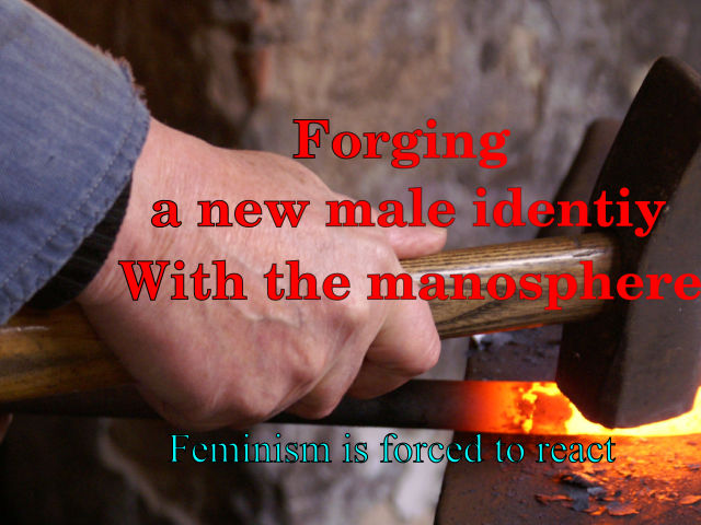 The manosphere is in the process of forging a new male identity