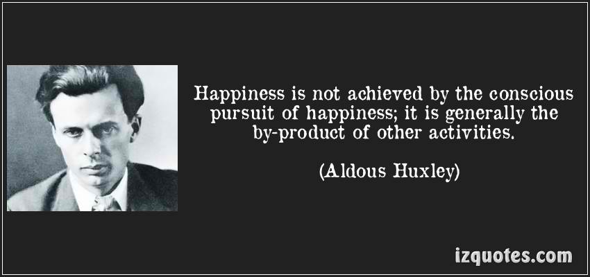 The pursuit of happiness myth which causes unhappiness